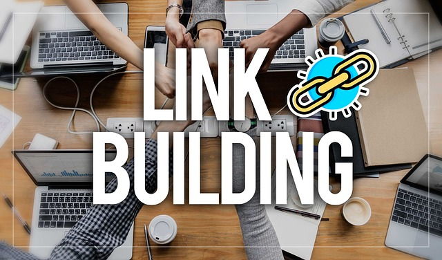 off page seo, link building
